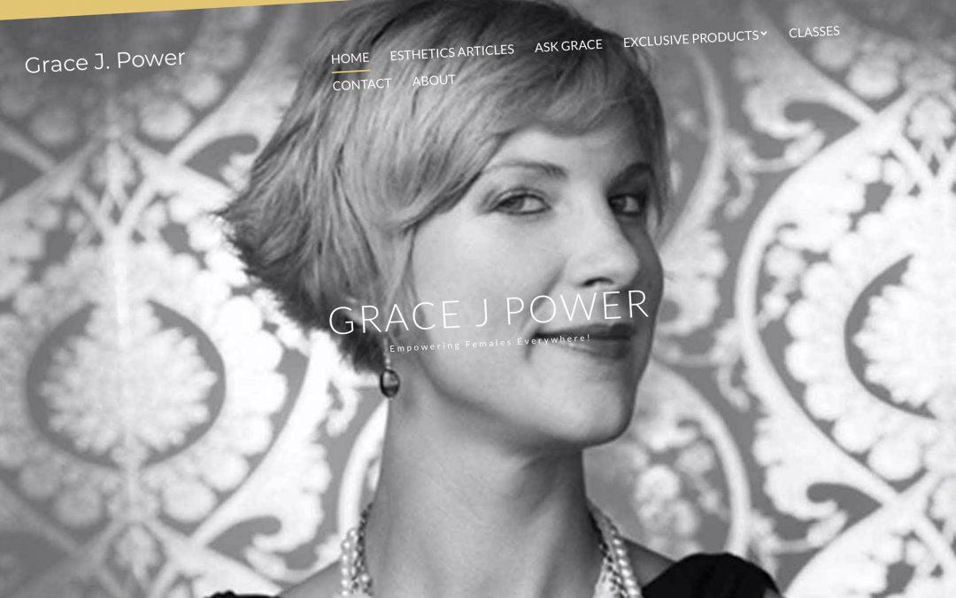 Grace Power Website